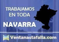 colocamos ventanas en toda Navarra
