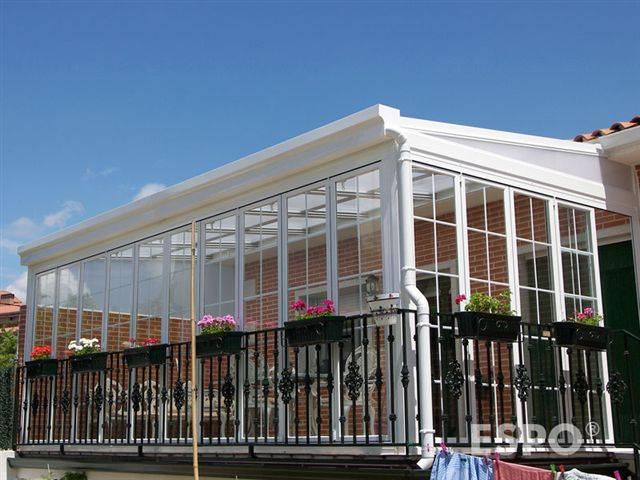 Cerramientos de aluminio y pvc para porches y terrazas - Cerramientos de pvc para terrazas ...