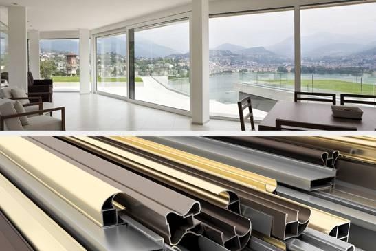 Ventanas de aluminio en pamplona carpinter a de aluminio - Ventanas pvc pamplona ...